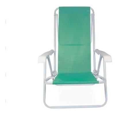 cadeira praia aço