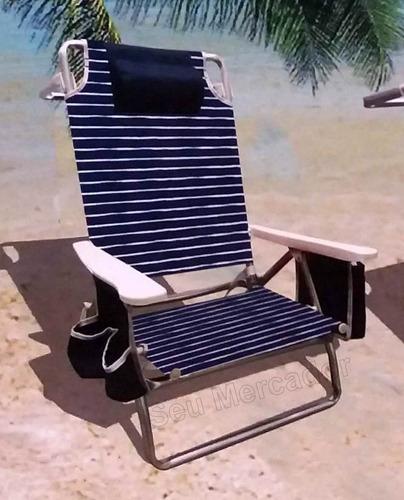 cadeira praia para