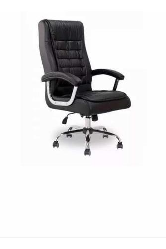 cadeira presidente com mola pocket no assento