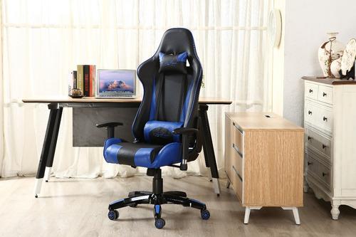 cadeira racing gamer 8-141 inclinação 180º regulagem altura