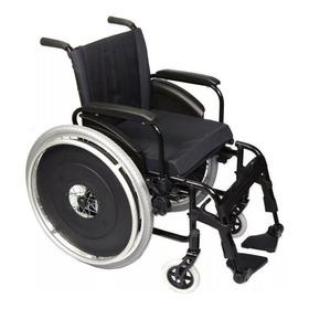 Cadeira Rodas Avd Alumínio Ortobras Assento 36 Ao 50 Cm