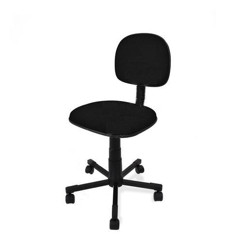 cadeira  secretaria giratória injetada