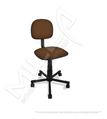 cadeira secretaria giratória - super promoção