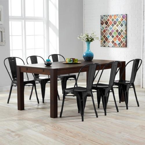 cadeira  tolix  iron - design - várias cores industrial loft