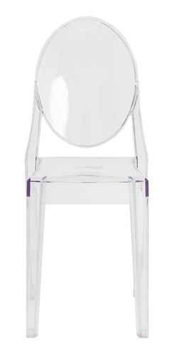 cadeira victoria ghost policarbonato várias cores