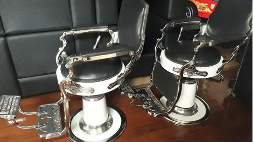 cadeiras antiga barbearia - ferrante (restauradas)