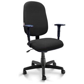 4429b5431 Braço E Relax Cor Preta Cadeira Ergoplax Presidente C - Cadeiras ...
