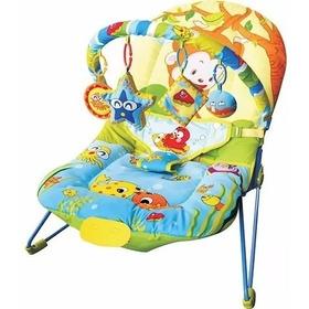 Cadeirinha Cadeira Musical Selva Dican - Reclinavel - Vibra