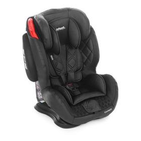 Cadeirinha Carro Reclinável Cockpit Preta 9-36 Kg - Infanti