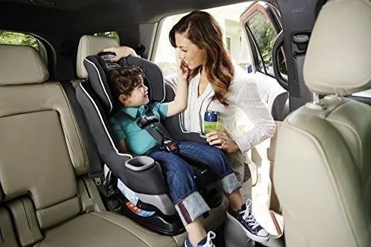 Cadeirinha Graco Extend2fit 3 Em 1 Car Seat