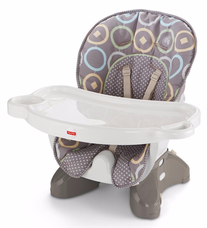 Cadeir o cadeirinha de alimenta o port til fisher price - Tronas de mesa para bebes ...