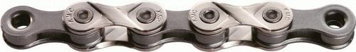 cadena 1/2  x 3/32  kmc x8 plata/gris