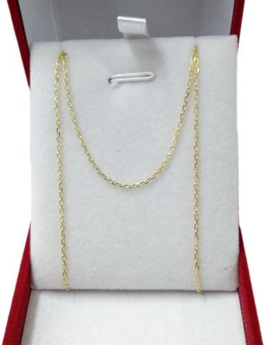 cadena 17 oro 18k modelo forcet joyeria esponda