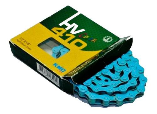 cadena bicicleta - kmc hv410 color - monomarcha