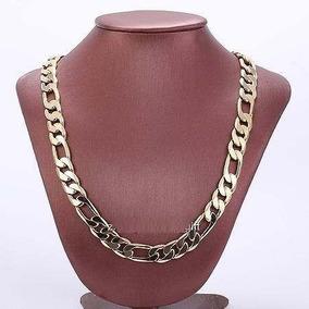 a8ae24c70d9a Cadenas De Oro Gruesas - Collares y Cadenas Oro Sin Piedras en Mercado  Libre México