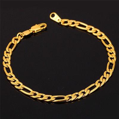 cadena chapada en oro 18k