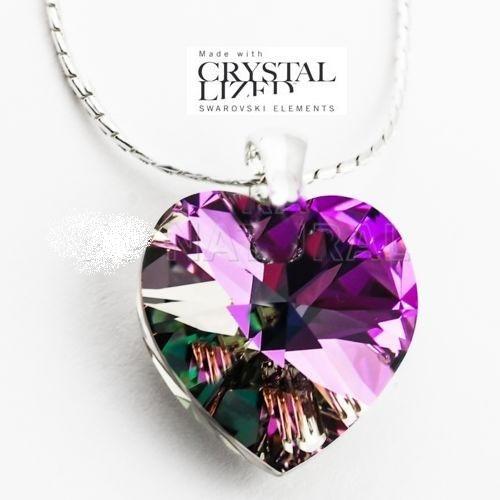 d7849904a0983 Cadena Collar Con Dije Cristal Swarovski Elements -   1.190,00 en ...