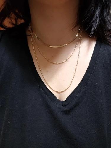 cadena collar joyeria