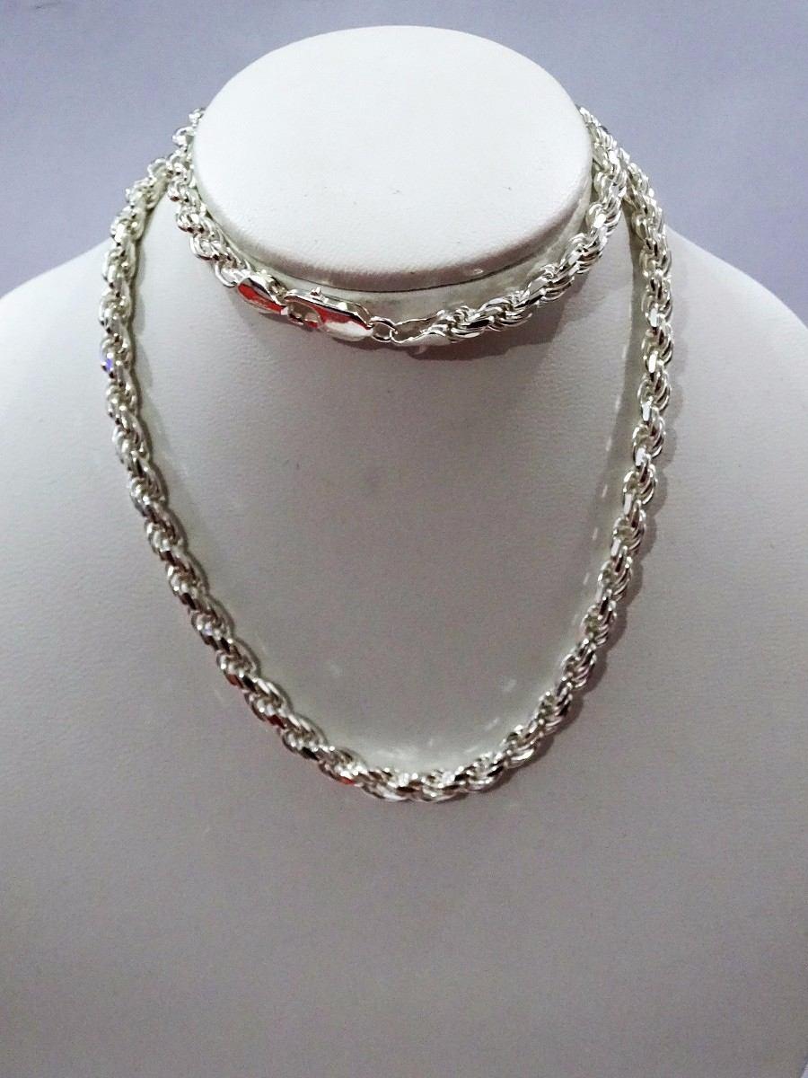 60397042f1d2 cadena cordon grueso de plata 925 espectacular. Cargando zoom.