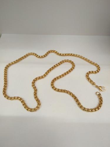 cadena cubana 70 centímetros