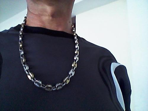 cadena de acero inoxidabe para caballeros