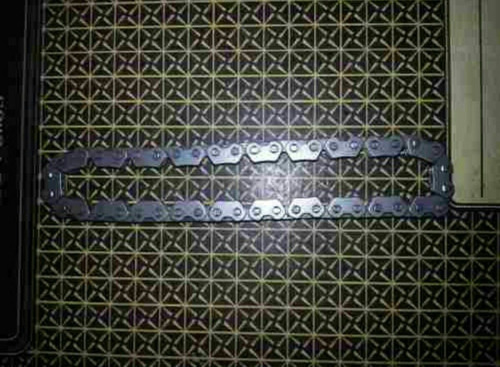 cadena de bomba de aceite scooter gy6 150cc 22 eslabones