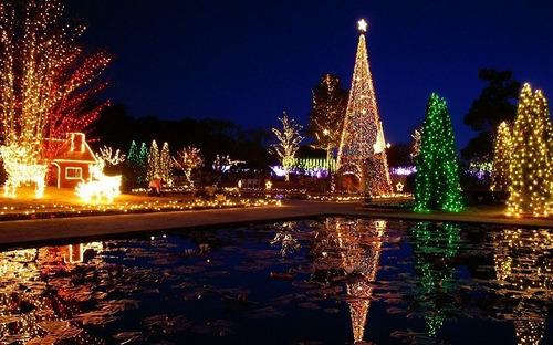 cadena de luces led vct sic056 p/árbol navideño 100 led 15m
