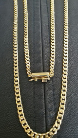 11bfe2a027b8 Joyería Collares y Cadenas Oro Sin Piedras en Mercado Libre Chile