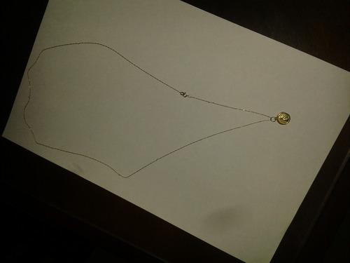 cadena de oro italiano+dije 18k,ley 750,una joya,nueva,pzo.