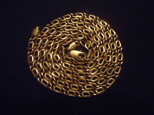 cadena de oro italiano ley 750 18k