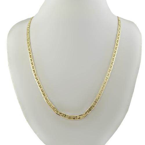 cadena de oro laminado 18k para damas y caballeros