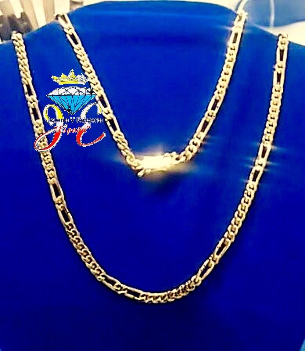 9ff04dc1927e cadena de oro ley 24k cc01 hombre italiano jespaña. Cargando zoom.