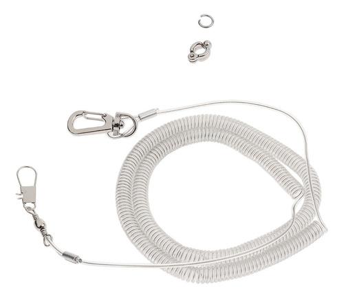cadena de pie loro elástico accesorios seguridad de