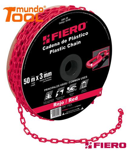 cadena de plástico de 3mm amarilla fiero 44162 envío gratis