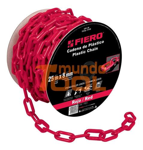 cadena de plástico de 8mm naranja fiero 44185 envío gratis