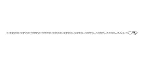 cadena de plata 0.925 unisex 55 cm largo eslabón 3x1 mod598