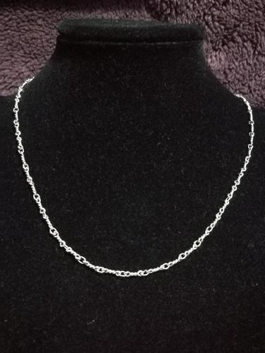 cadena de plata 925.