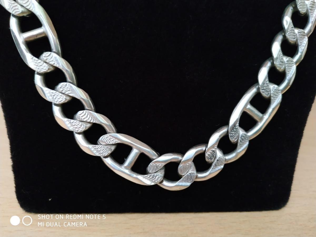 9df0d39ff8b3 cadena de plata 925 para hombre - permuto. Cargando zoom.