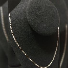 94253f520c56 Collar De Plata Hombre - Collares y Cadenas Sin Piedras en Mercado ...