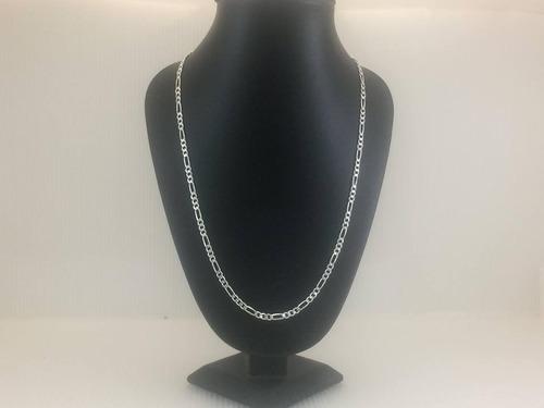 cadena de plata ley 925 cv01 tejido cartier 8.5grs60cmx3mm