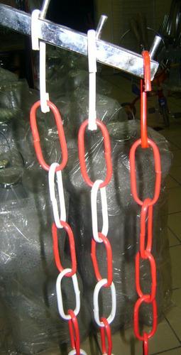cadena de plstico  para excibidion