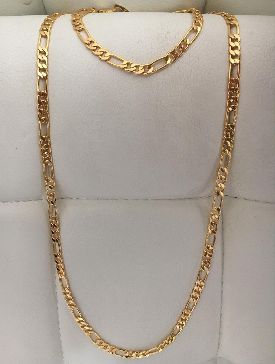 0cd8f46d2e6e Cadena + Esclava Cartier Acero Enchape En Oro 18k 24 P -   139.900 ...