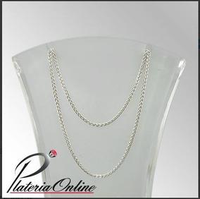 898644c79c14 Collar En Cadena Con Hileras De Cadenas Mas Finitas - Joyas y ...
