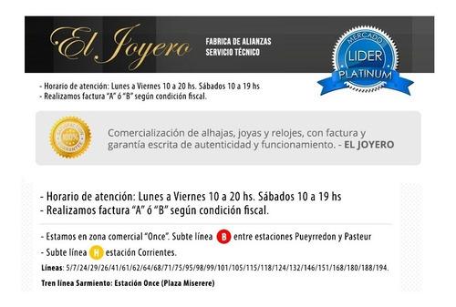 cadena espiga  n°1 plata 925 oro 18k. promoción garantía garantia escrita fabrica en todas las medidas el trust joyero