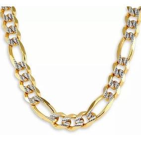 revisa c3e28 1725c Cadena Gruesa Cartier Oro 10k Solido 60 Cm Caballero 9.0-10g