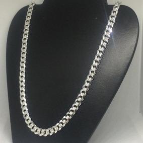 1fb695520413 Cadena Plata Hombre - Collares y Cadenas Plata Sin Piedras en Mercado Libre  México