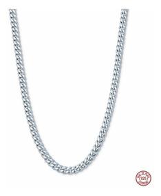01966cd6516c Cadena Hombre Collar Plata 925 60x4cm / Aranyjoyas