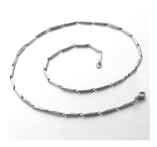 cadena jesús acero inoxidable 3mm x 55cm