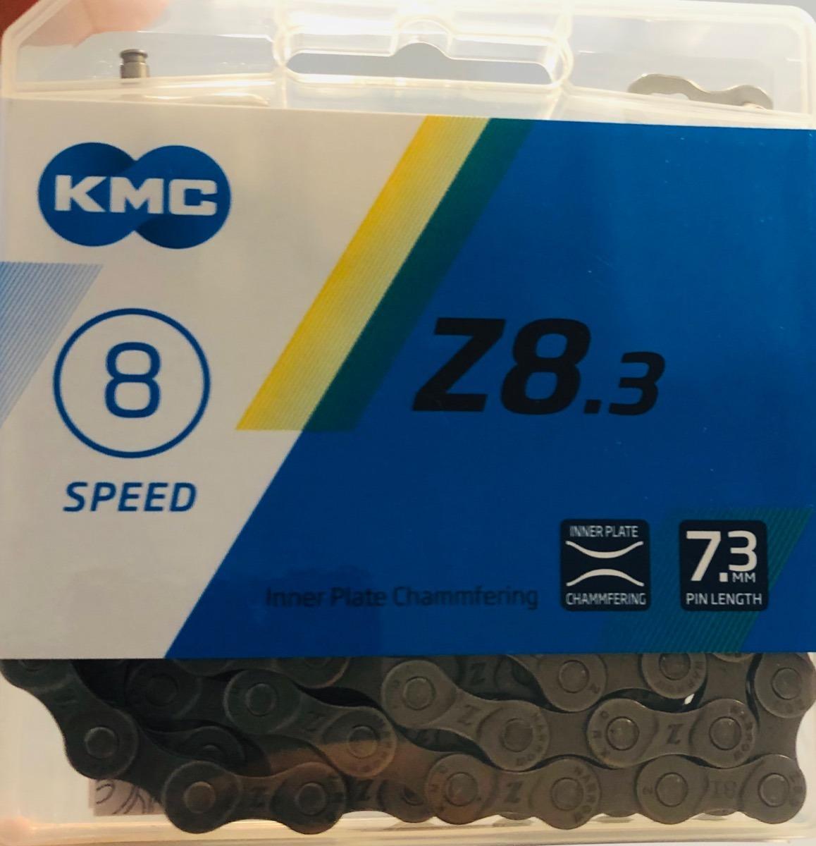 Cadena Kmc Z8 3 2019 6v -7v -8v Velocidades
