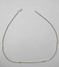 1309d13c4c88 Collar Trenzado Plata - Cadenas y Collares en Mercado Libre Argentina